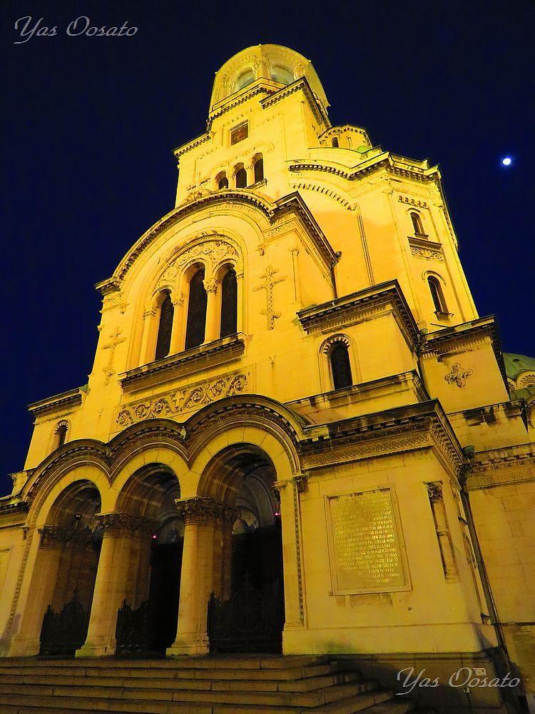 あまり知られていないブルガリアと大聖堂