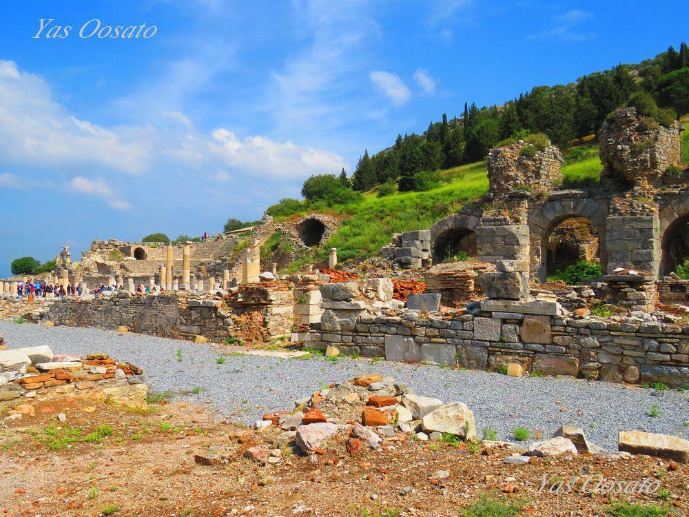 世界遺産・エフェソス古代都市遺跡と聖母マリア