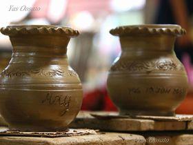 クレット島観光はバンコク日帰りOK!焼かない陶芸と民族舞踊鑑賞