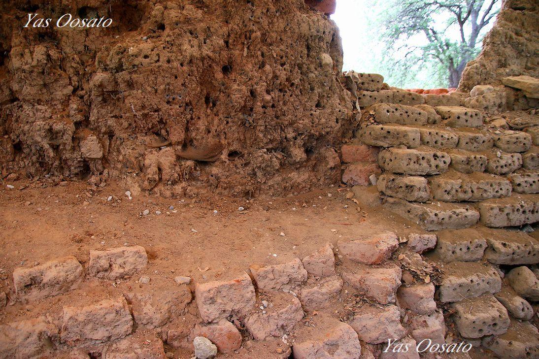 極めて珍しい世界最古の日干し煉瓦とシュリーマンの夢