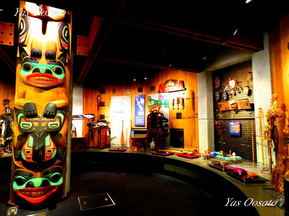 北方世界を知る民族展示多数!網走・北海道立北方民族博物館