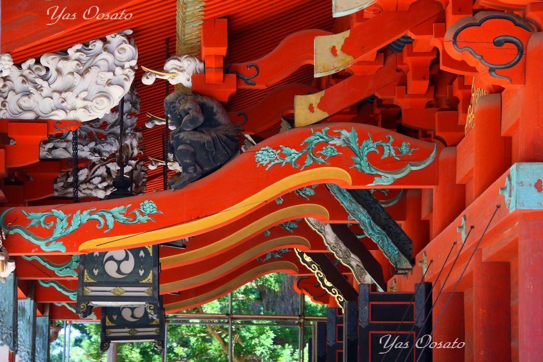 そして出羽三山神社へ
