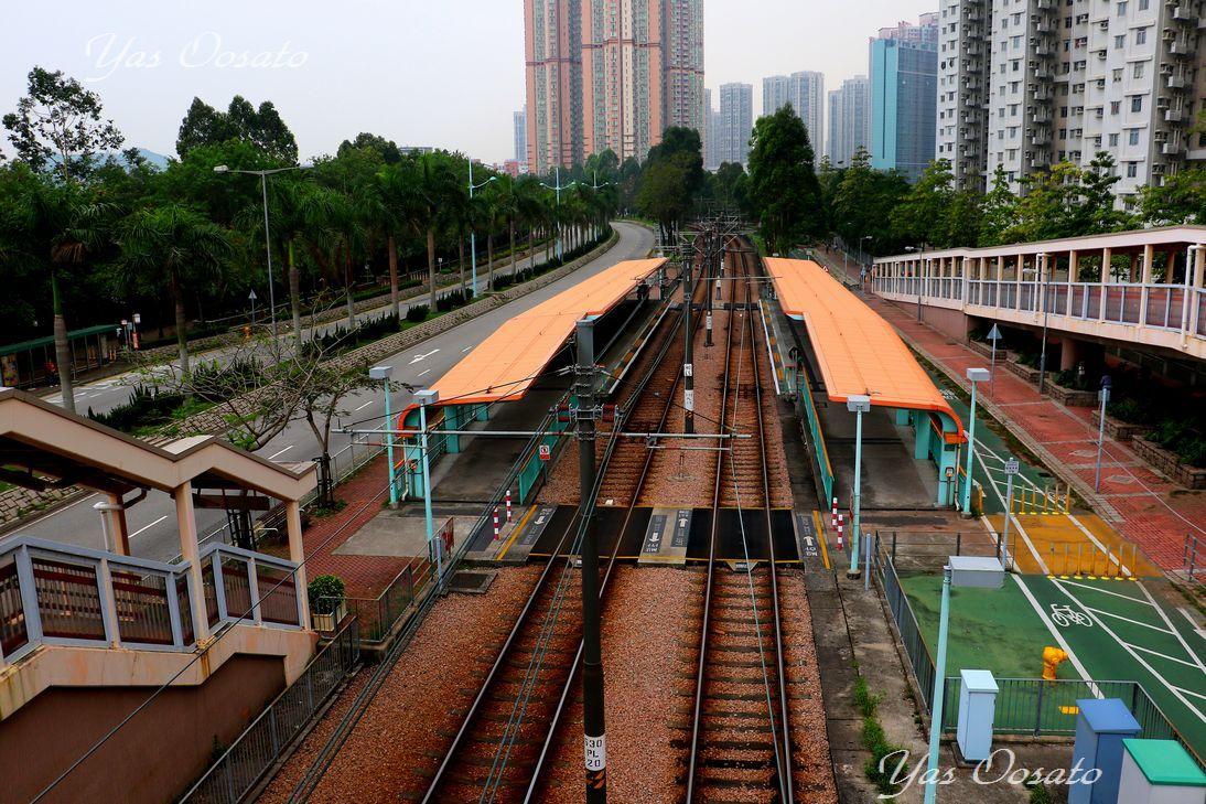 湿原公園駅から近い香港湿地公園