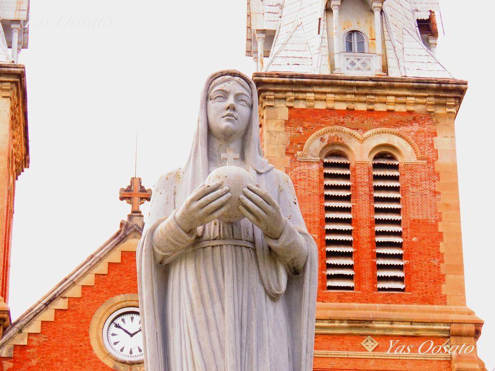 聖母マリア教会「サイゴン大聖堂」
