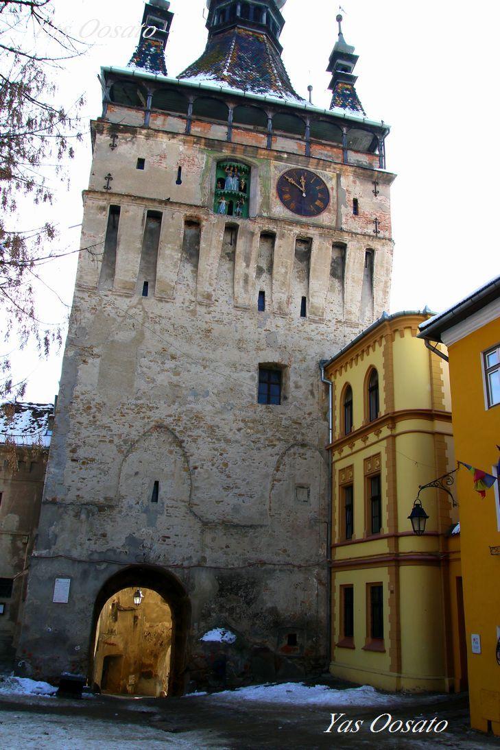 街の見どころ「時計塔」