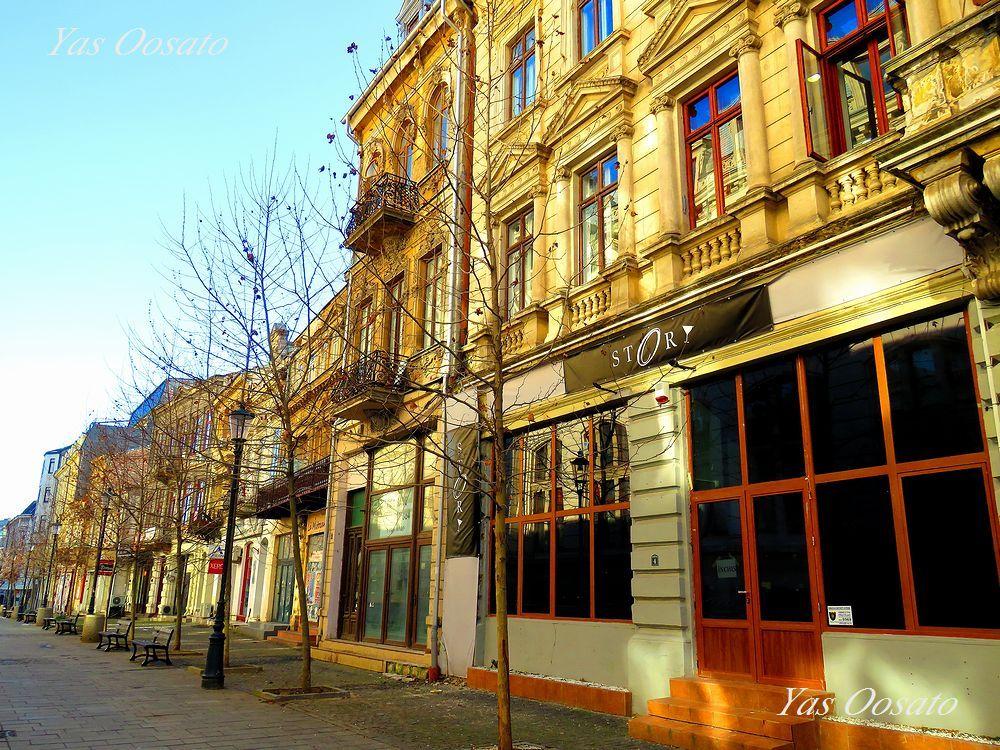 ルーマニア・ブカレスト観光 地元民が勧める旧市街地散策 | ルーマニア ...