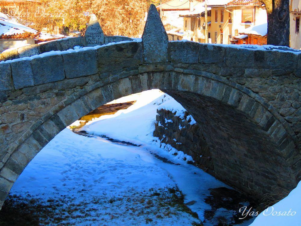 「カラチェフ橋」でブルガリアの歴史を変える銃声