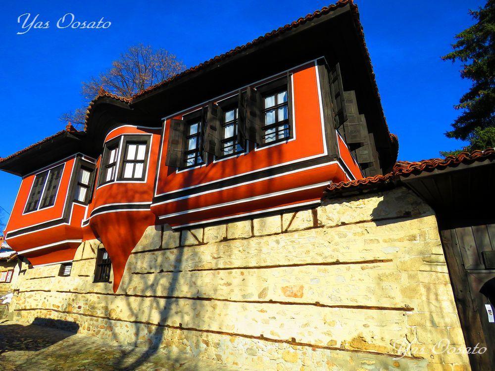 村で最初に公開されたカブレシュコフの家