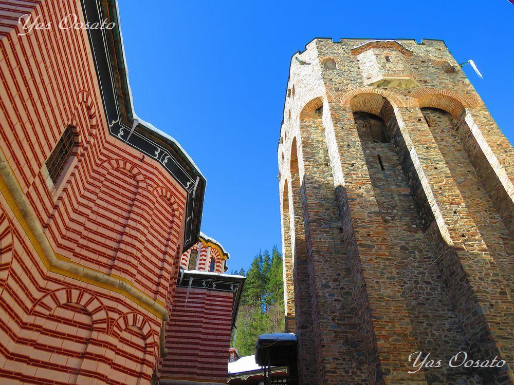 14世紀当時のフレリョの塔