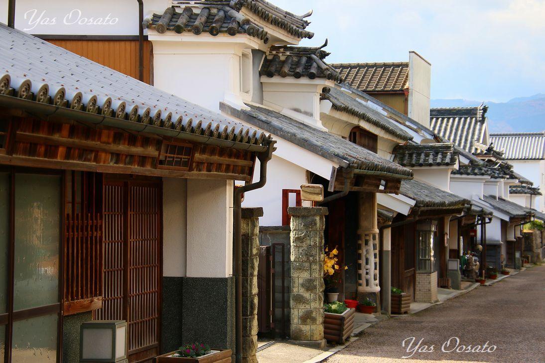 徳島・美馬市脇町「うだつの町並み」観光で歴史と伝統を体感