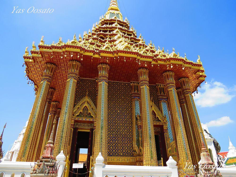 3日目午前中:タイに来たなら必見!寺院を観光する