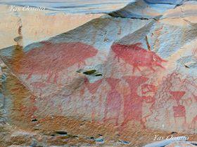 タイで必見4000年前の壁画をトレッキングで観光!パーテム国立公園