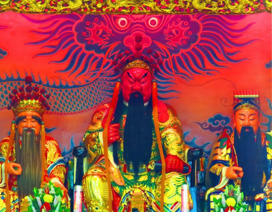 祭神は三國志の関羽