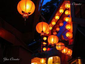 台湾・九フン観光往復で快適な裏技!穴場の寺院 聖明宮も楽しもう
