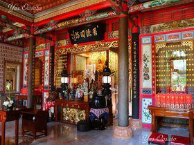 日本と台湾が混在!台北にある日本の禅寺「東和禅寺」が面白い