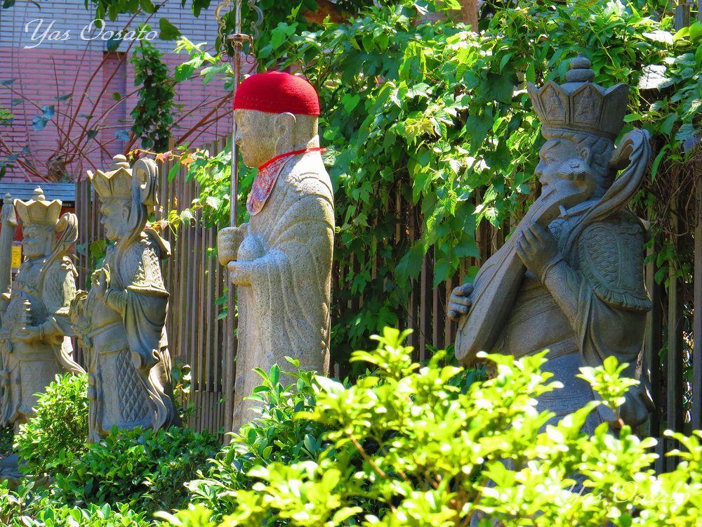 東和禅寺の和の雰囲気