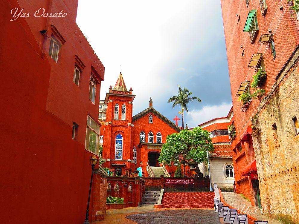 台北から近い「淡水」でグルメに歴史!ゴシック様式の礼拝堂も必見