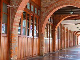「剥皮寮歴史地区」と「龍山寺」は台北観光で必見の美しさ