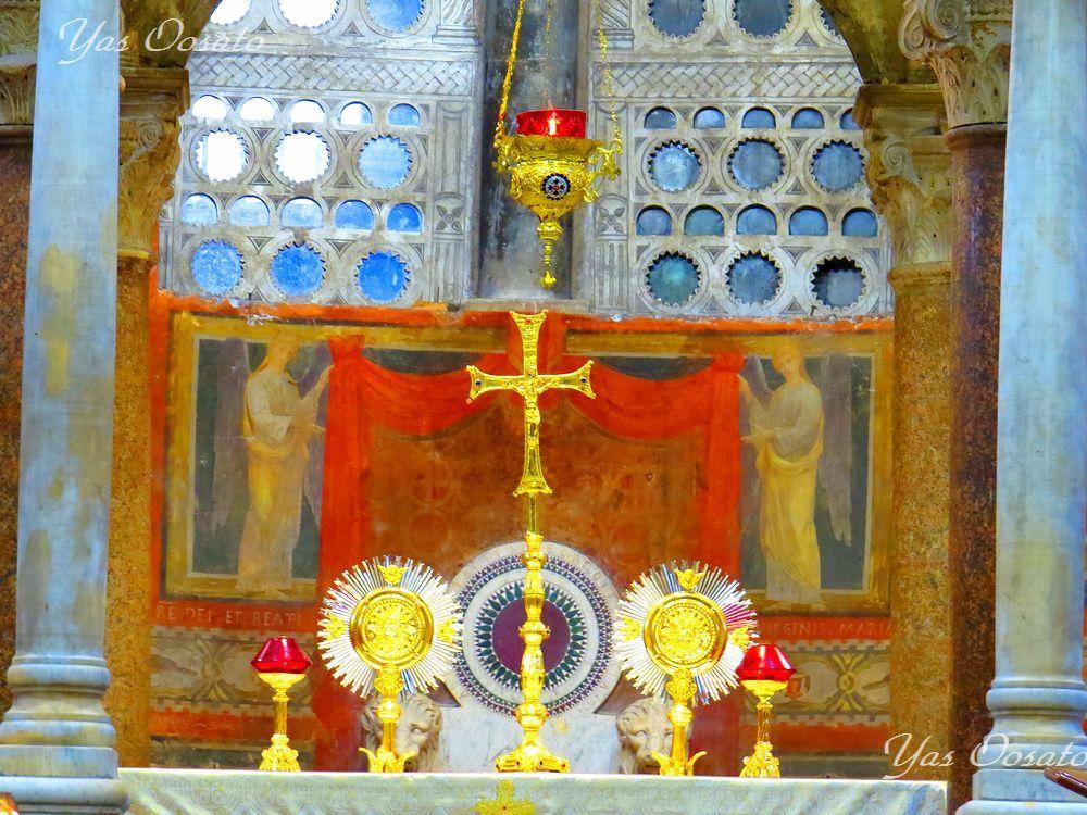 サンタ・マリア・イン・コスメディン教会とは