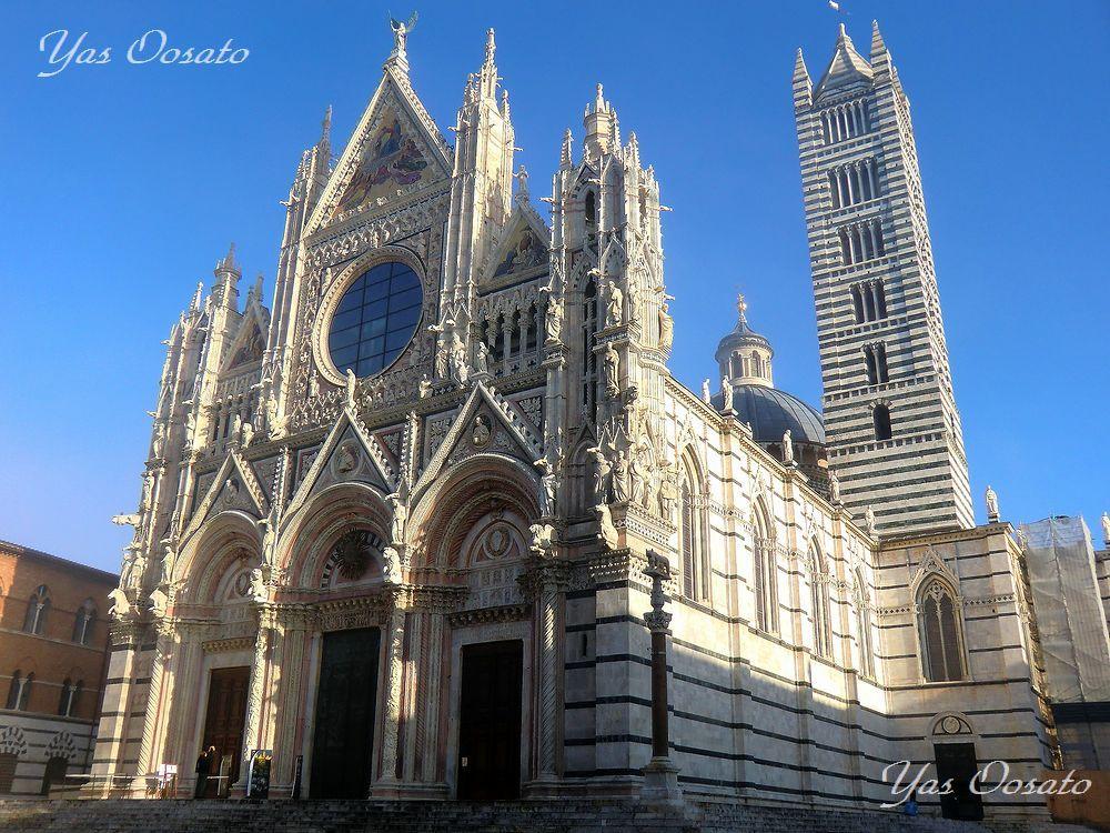 「シエナ大聖堂(Duomo di Siena)」とは