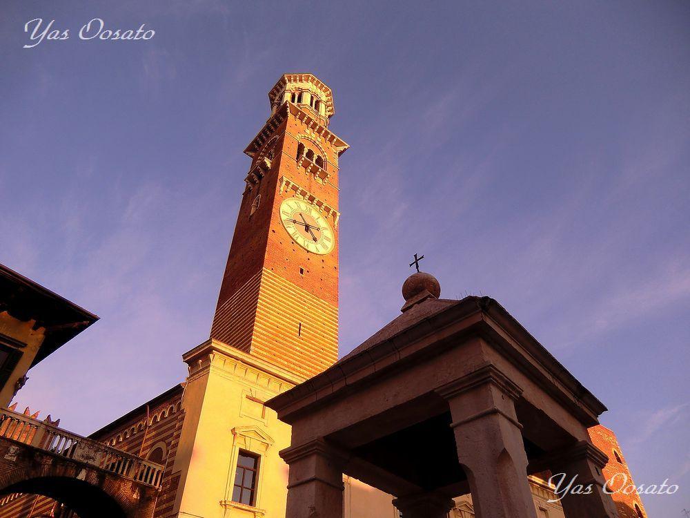 「ランベルティの塔」の歴史と絶景