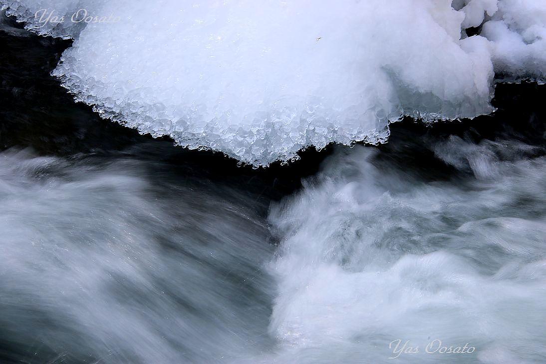 奥入瀬渓流で一番大きな銚子大滝