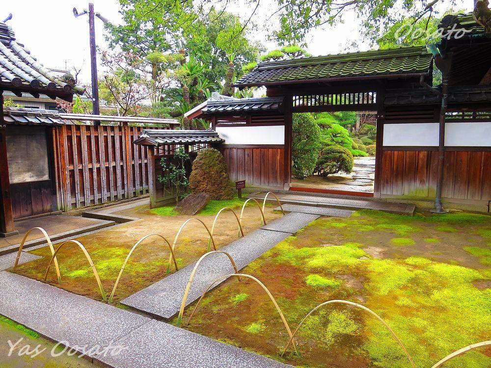 見どころが多い旧野崎家住宅