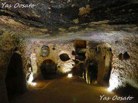 トルコ観光で外せない!紀元前からある「カイマクル地下都市」