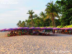 ホアヒン観光はビーチとナイトマーケット!景観、買い物、食の楽しさ