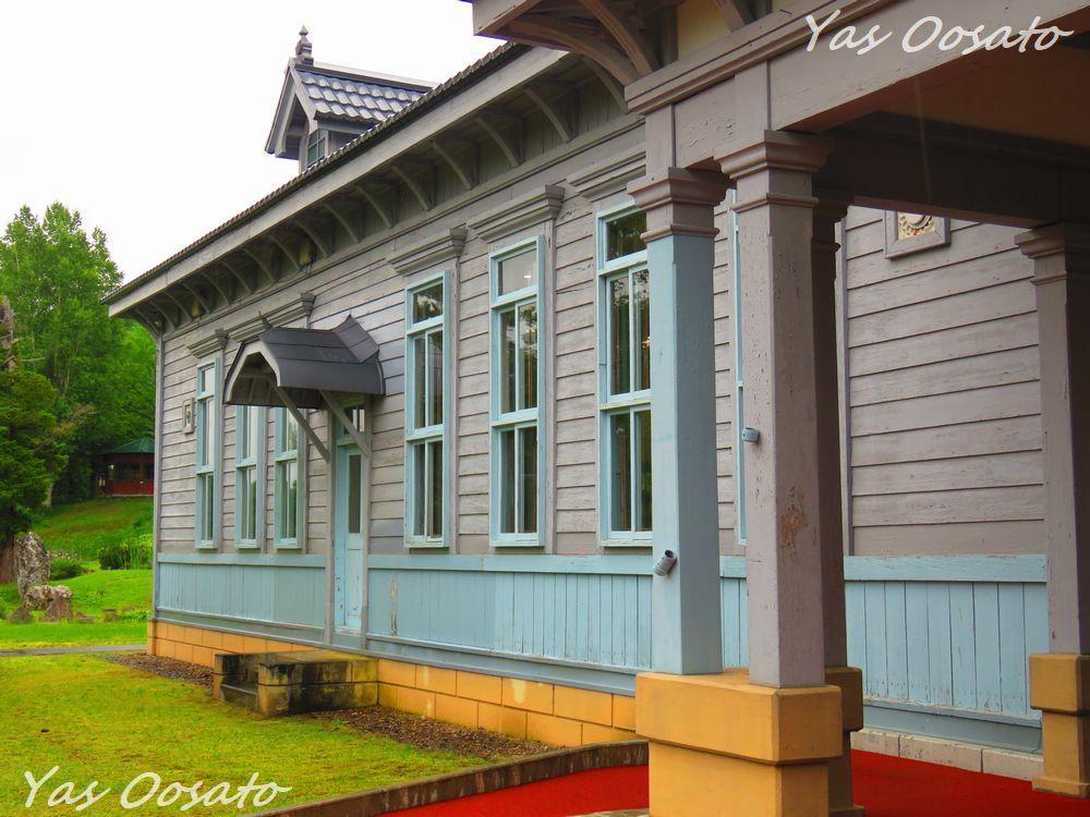 重要文化財「庁舎」