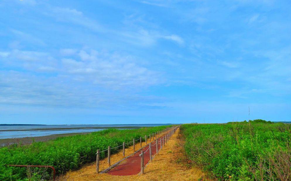 キムアネップ岬の美しさ