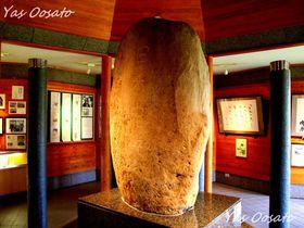 青森こそ日本中央!?東北町にある石碑と発見地のミステリー