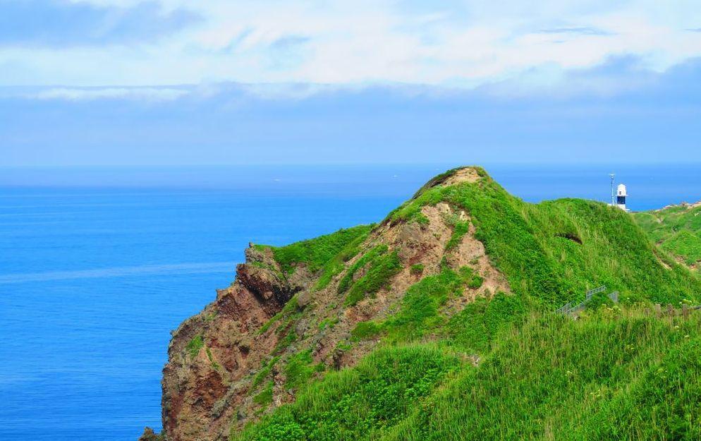 神威岬と女人禁制の門