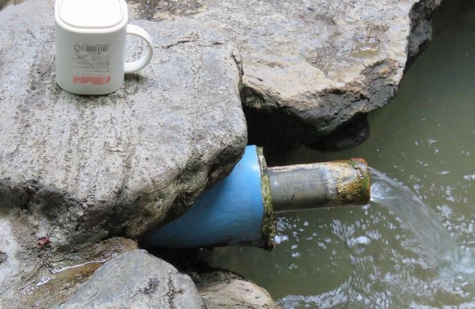 湯とぴあ臼別温泉で楽しむ露天風呂