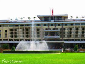 ホーチミンの統一会堂はベトナム戦争終結地!今も残される当時の様子