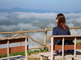 タイ・フータップボークの大雲海!雄大な自然を楽しもう