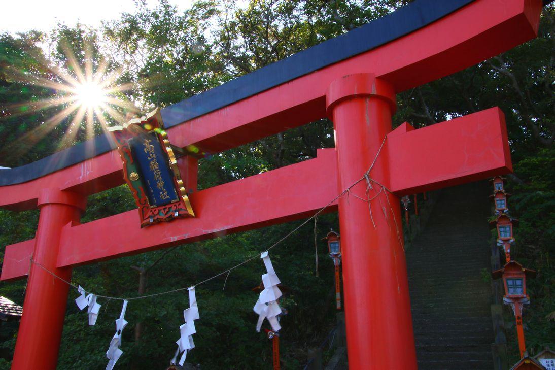 高山稲荷神社とは