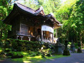 霊山十和田湖休屋にある神秘「十和田神社」の歴史と参道の美