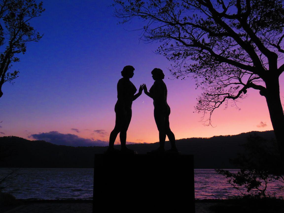 古参道から美しい乙女の像へ!十和田湖休屋のおすすめ散策路