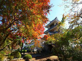 青森県にある天空の城!?城山公園内「三戸城跡」の歴史と魅力