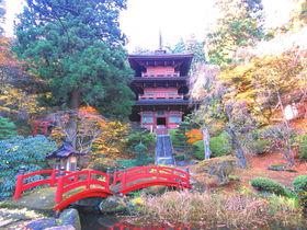 山門、庭園、三重塔!歴史ある青森県南部町「法光寺」を散策しよう