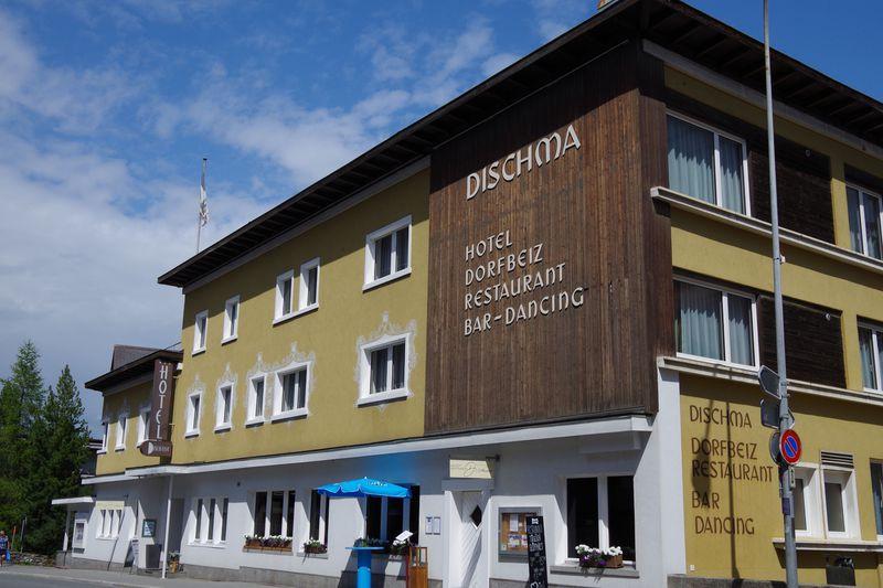 部屋からの眺めは格別!ダボス「ディシュマ」立地抜群&料理自慢なホテル
