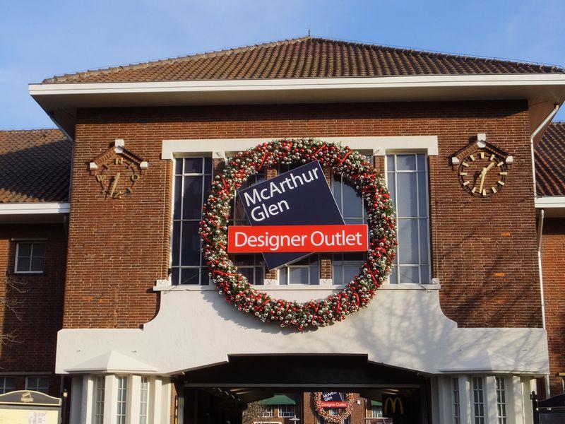 ドイツ至近のアウトレット 200ものブランドがオランダに!「デザイナー アウトレット ルールモント」