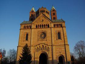 ドイツ第2の世界遺産「シュパイヤー大聖堂」世界最大のロマネスク様式大聖堂