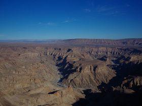 アフリカ最大の渓谷!ナミビア「フィッシュリバー・キャニオン」