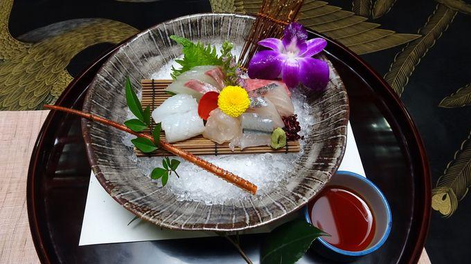 海がない岐阜だからお造りは微妙?とんでもありません食べれば解ります。