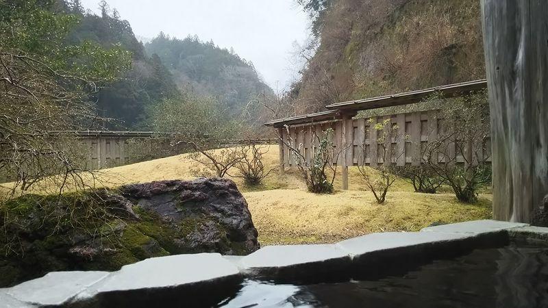房総半島ど真ん中「もちの木」は養老渓谷に佇む美食と湯巡りの出来る宿