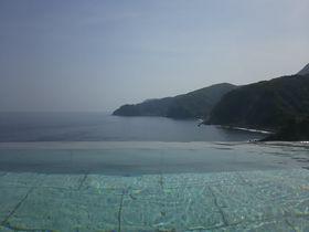 伊豆・赤沢温泉郷 高台に建つ海一望の「DHC赤沢温泉ホテル」は低糖質会席が女性に人気!