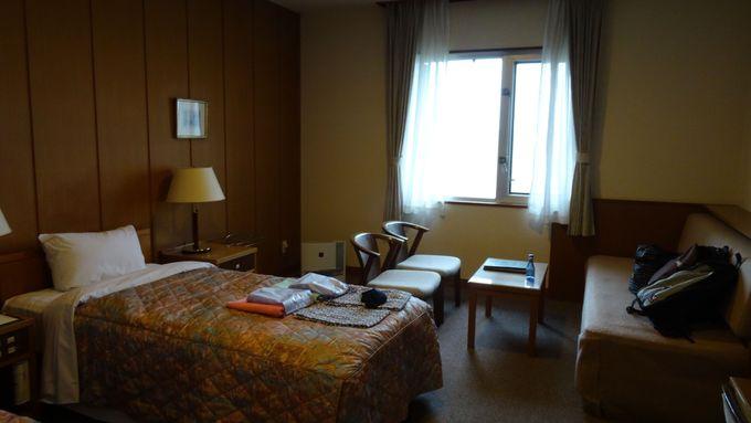 和室からスイートルームまで部屋のタイプは7種類