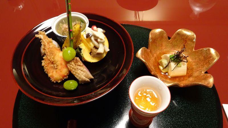 元箱根の全6室の隠れ宿「華の宿ふくや」で絶品の京風懐石を味わう